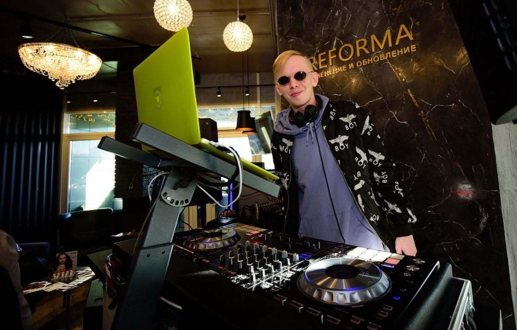 DJ на праздник
