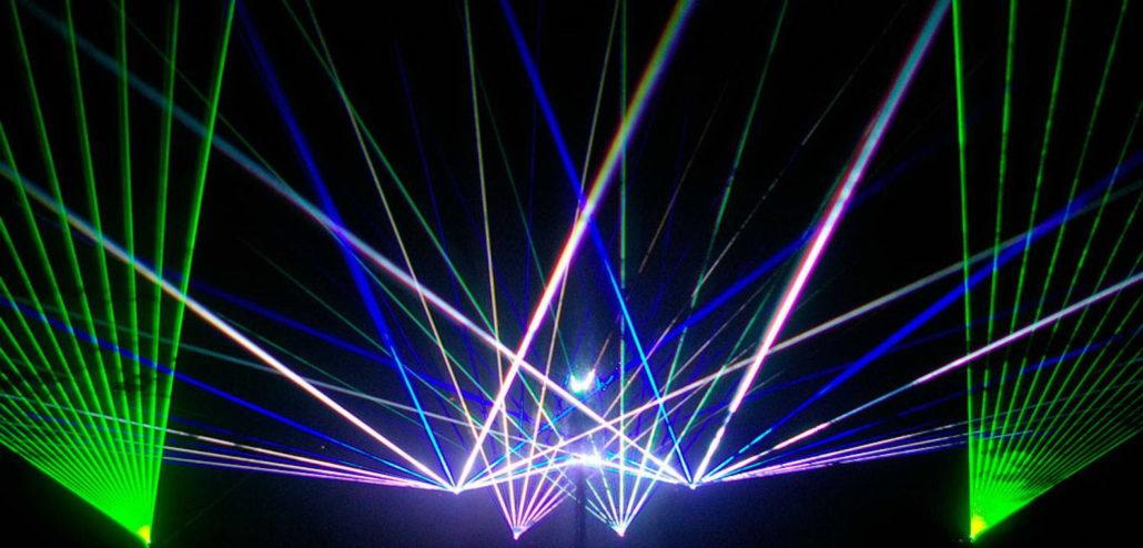 лазерное шоу минск